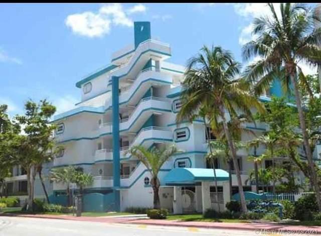 9156 Collins Ave #307, Surfside, FL 33154 (MLS #A11014761) :: Miami Villa Group