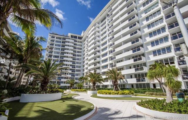 100 Lincoln Rd #1221, Miami Beach, FL 33139 (MLS #A11014911) :: The Riley Smith Group