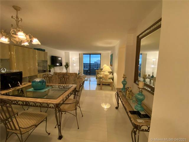 2500 Parkview #2118, Hallandale Beach, FL 33009 (MLS #A11014914) :: Castelli Real Estate Services