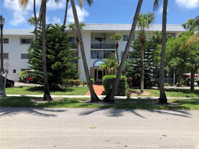 201 Galen Dr 102W, Key Biscayne, FL 33149 (MLS #A11014950) :: The Paiz Group