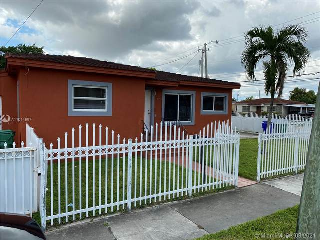 3370 NW 17th St, Miami, FL 33125 (MLS #A11014967) :: The Riley Smith Group