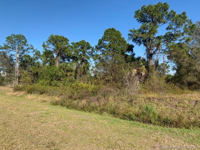 615 N Sendero St., Clewiston, FL 33440 (MLS #A11014978) :: The Howland Group