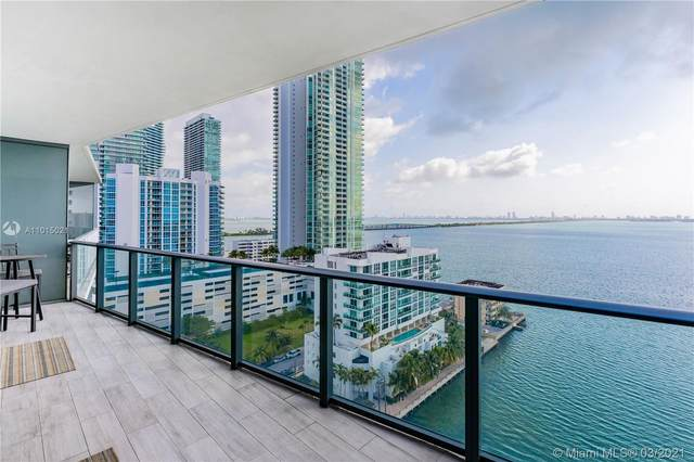 460 NE 28th St #1605, Miami, FL 33137 (MLS #A11015021) :: The Jack Coden Group