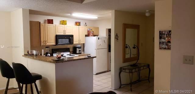 11241 W Atlantic Blvd #304, Coral Springs, FL 33071 (MLS #A11015031) :: Re/Max PowerPro Realty