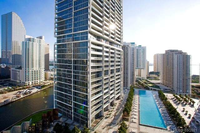 465 Brickell Ave #2904, Miami, FL 33131 (MLS #A11015039) :: The Riley Smith Group