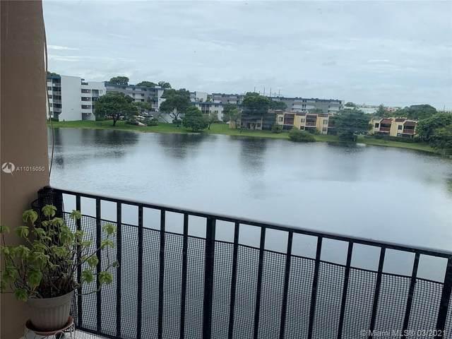 506 NW 87th Ave #408, Miami, FL 33172 (MLS #A11015050) :: Team Citron
