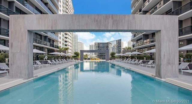 45 SW 9th St #2609, Miami, FL 33130 (MLS #A11015054) :: Team Citron