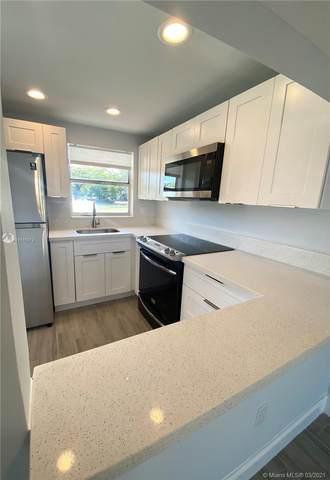 8951 Sunrise Lakes Blvd #108, Sunrise, FL 33322 (MLS #A11015073) :: Castelli Real Estate Services