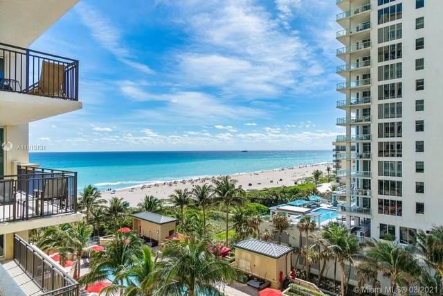 3800 N Ocean Dr #812, Riviera Beach, FL 33404 (MLS #A11015131) :: ONE | Sotheby's International Realty