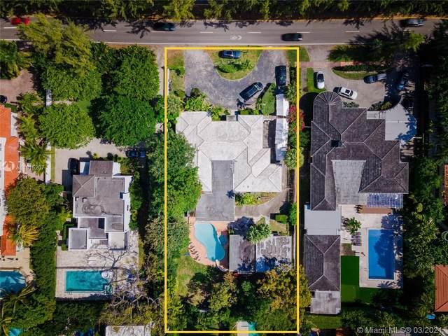 3122 Pine Tree Dr, Miami Beach, FL 33140 (MLS #A11015207) :: The Paiz Group