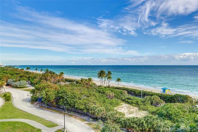 3501 N Ocean Drive 5F, Hollywood, FL 33019 (MLS #A11015288) :: Castelli Real Estate Services