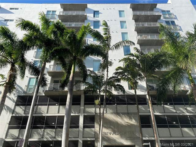 455 NE 25th St #609, Miami, FL 33137 (MLS #A11015322) :: Compass FL LLC