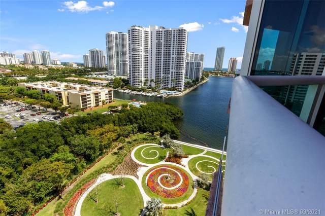 3370 NE 190th St #1502, Aventura, FL 33180 (#A11015335) :: Posh Properties