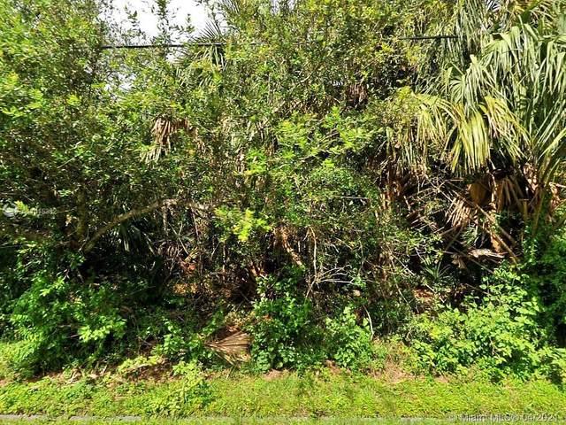1425 SW Vicuna Lane, Port Saint Lucie, FL 34953 (MLS #A11015382) :: The Jack Coden Group