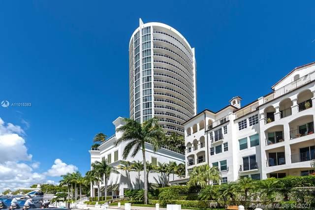 4100 Island Blvd #1702, Aventura, FL 33160 (#A11015383) :: Posh Properties