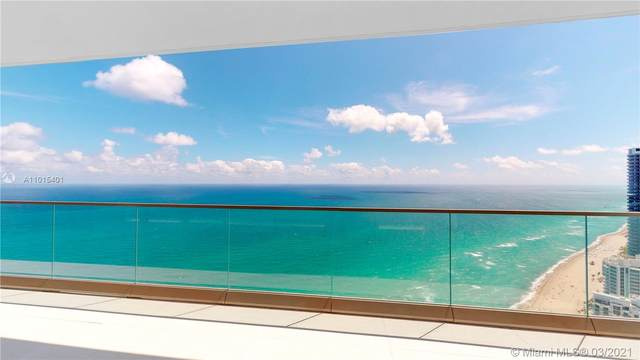 18975 Collins Ave #4802, Sunny Isles Beach, FL 33160 (MLS #A11015401) :: Castelli Real Estate Services