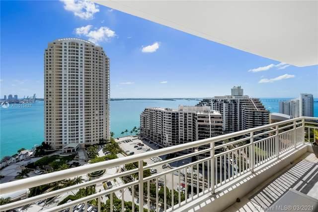 888 Brickell Key Dr #2307, Miami, FL 33131 (MLS #A11015437) :: Team Citron