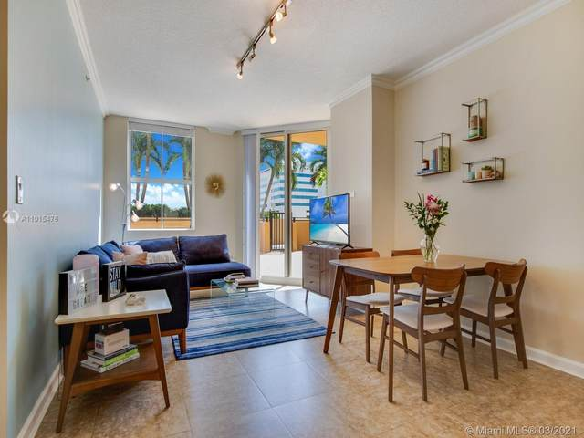 357 Almeria Ave #506, Coral Gables, FL 33134 (MLS #A11015476) :: The Teri Arbogast Team at Keller Williams Partners SW