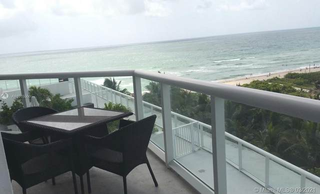 6515 Collins Ave #706, Miami Beach, FL 33141 (MLS #A11015566) :: The Teri Arbogast Team at Keller Williams Partners SW