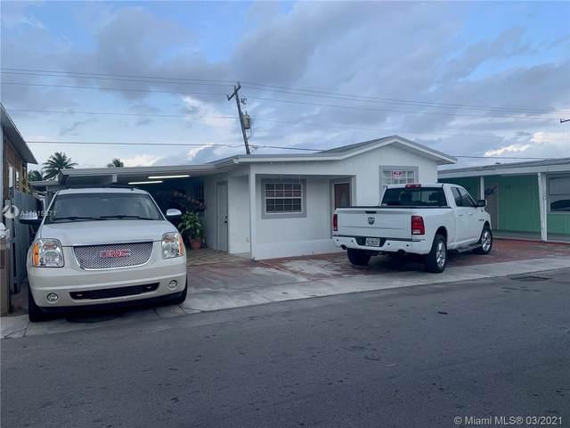 12401 W Okeechobee Rd Lot 285, Hialeah Gardens, FL 33018 (MLS #A11015571) :: The Teri Arbogast Team at Keller Williams Partners SW