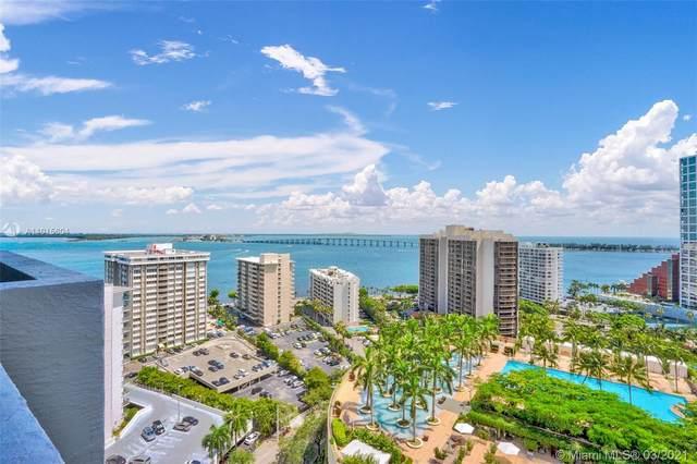 185 SE 14th Ter #2006, Miami, FL 33131 (MLS #A11015604) :: Compass FL LLC