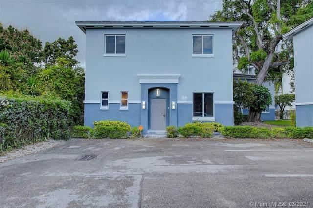 2734 SW 26th St #2734, Miami, FL 33133 (MLS #A11015607) :: Prestige Realty Group
