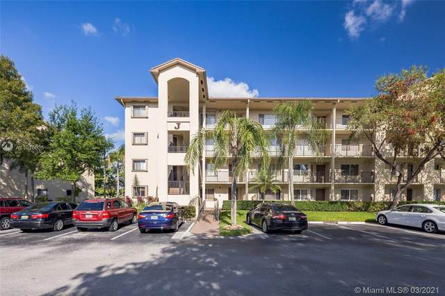 1201 SW 141st Ave 202J, Pembroke Pines, FL 33027 (MLS #A11015635) :: The Teri Arbogast Team at Keller Williams Partners SW