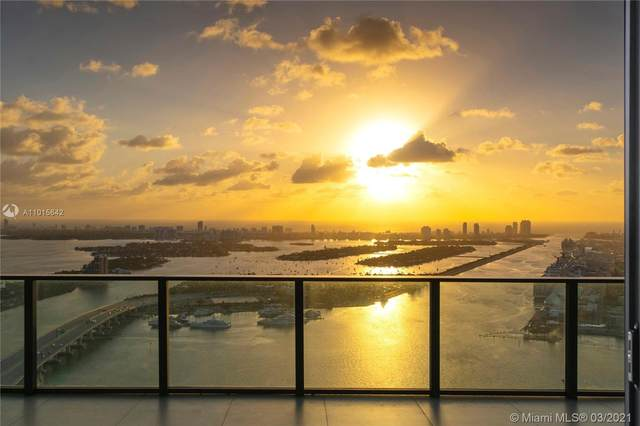 1000 Biscayne Blvd #5401, Miami, FL 33132 (MLS #A11015642) :: The Rose Harris Group