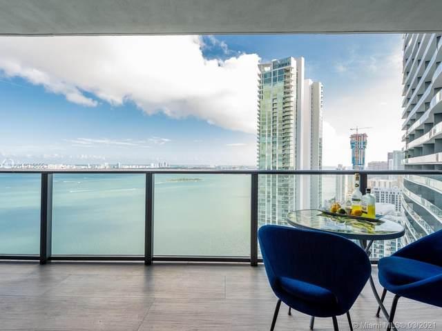 650 NE 32 #3302, Miami, FL 33137 (MLS #A11015655) :: Castelli Real Estate Services