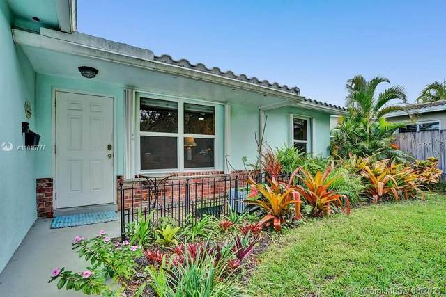 840 Johnson St, Hollywood, FL 33019 (MLS #A11015777) :: The Paiz Group