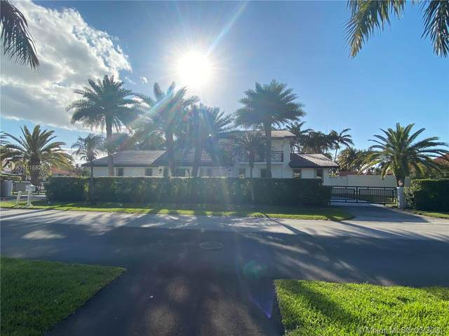 10401 NW 131st St, Hialeah Gardens, FL 33018 (MLS #A11015825) :: The Riley Smith Group