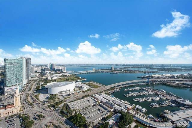 244 Biscayne Blvd Ph4908, Miami, FL 33132 (MLS #A11015828) :: Prestige Realty Group