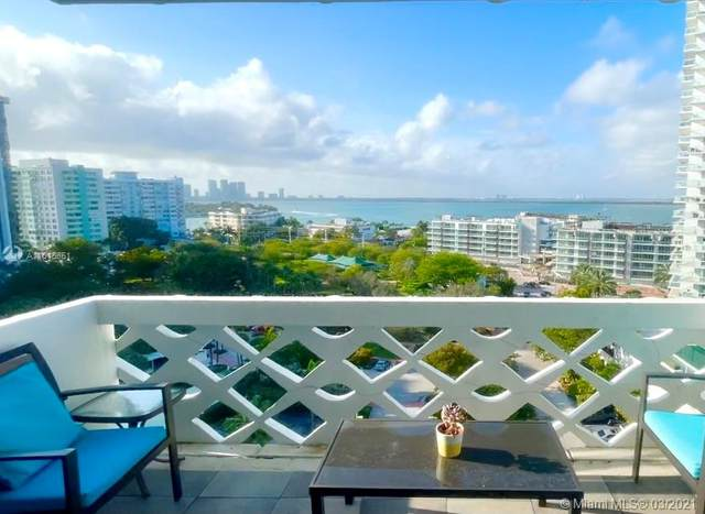 20 Island Ave #1002, Miami Beach, FL 33139 (MLS #A11015861) :: Re/Max PowerPro Realty