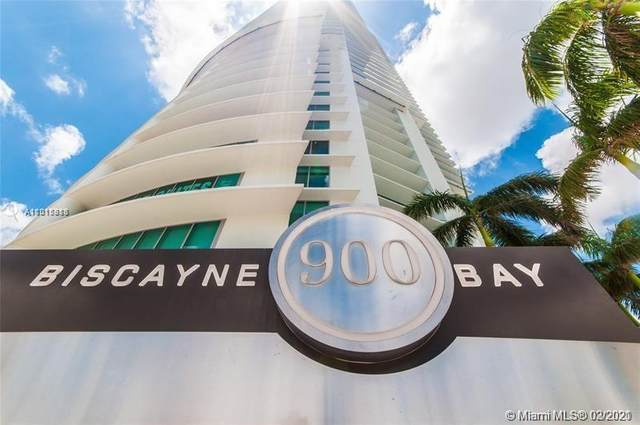 900 Biscayne Blvd #6003, Miami, FL 33132 (MLS #A11015883) :: Compass FL LLC