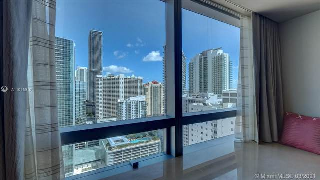 1435 Brickell Ave #3010, Miami, FL 33131 (MLS #A11015910) :: Re/Max PowerPro Realty