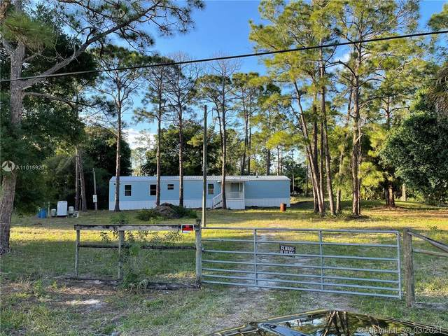1175 Lakeview Ave, Clewiston, FL 33440 (MLS #A11015920) :: The Teri Arbogast Team at Keller Williams Partners SW