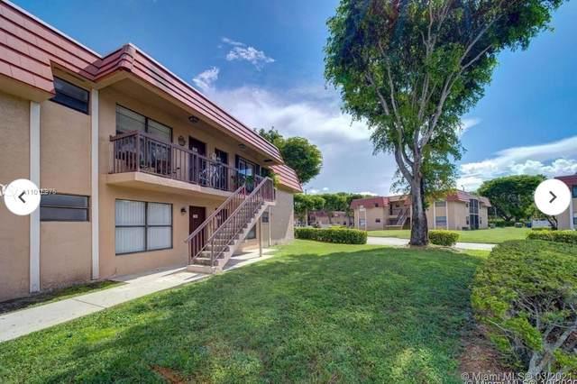 14921 SW 104th St 1-203, Miami, FL 33196 (MLS #A11015975) :: Prestige Realty Group