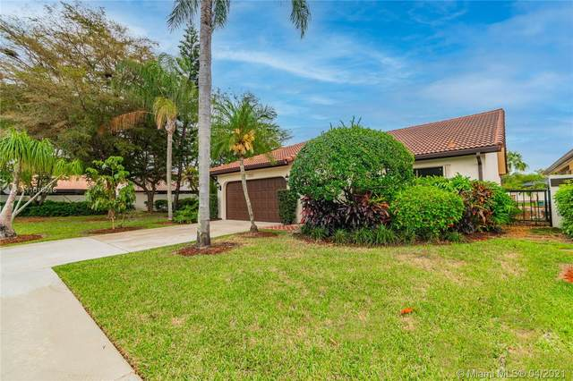 7706 Villa Nova Dr, Boca Raton, FL 33433 (MLS #A11016016) :: The Rose Harris Group