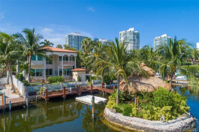 288 Atlantic Isle, Sunny Isles Beach, FL 33160 (MLS #A11016041) :: The Jack Coden Group