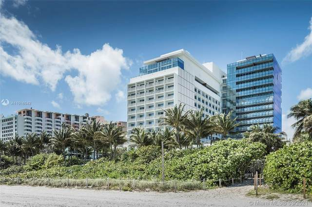 2901 Collins Ave #901, Miami Beach, FL 33140 (MLS #A11016042) :: The Howland Group