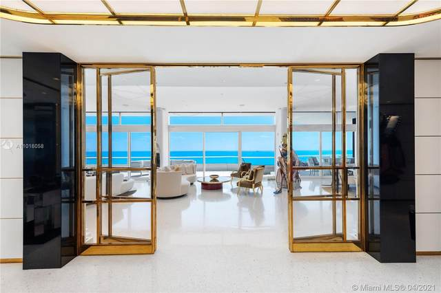 3315 Collins Ave Ph-A, Miami Beach, FL 33140 (MLS #A11016058) :: The Rose Harris Group