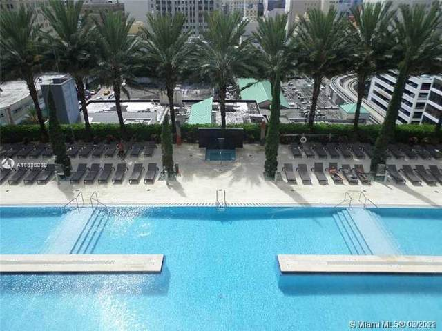 50 Biscayne Blvd #1505, Miami, FL 33132 (MLS #A11016069) :: The Riley Smith Group