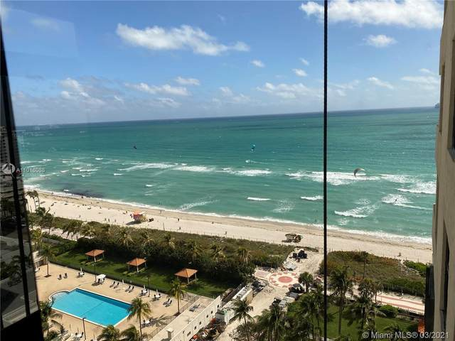 2555 Collins Ave #1900, Miami Beach, FL 33140 (MLS #A11016085) :: The Riley Smith Group
