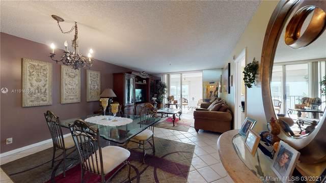 7690 NW 18th St #302, Margate, FL 33063 (MLS #A11016106) :: Berkshire Hathaway HomeServices EWM Realty