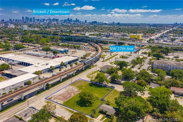 4440 NW 27th Ave, Miami, FL 33142 (MLS #A11016244) :: Compass FL LLC