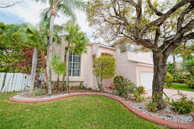921 SW 101st Ter, Pembroke Pines, FL 33025 (MLS #A11016269) :: The Howland Group
