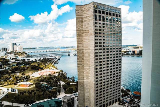 325 S Biscayne Blvd #2722, Miami, FL 33131 (MLS #A11016285) :: Equity Advisor Team