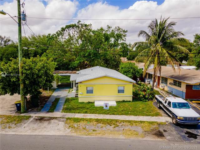 42 SW 4th Ave, Dania Beach, FL 33004 (MLS #A11016314) :: The Jack Coden Group