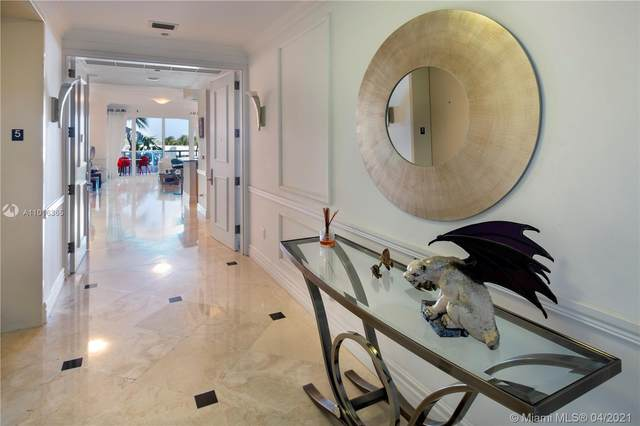 100 S Pointe Dr #508, Miami Beach, FL 33139 (MLS #A11016365) :: GK Realty Group LLC