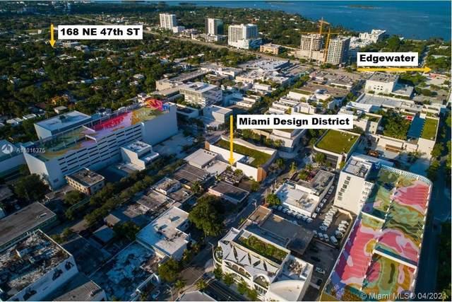 168 NE 47th St, Miami, FL 33137 (MLS #A11016375) :: The Teri Arbogast Team at Keller Williams Partners SW